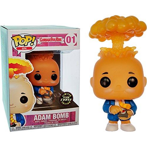 Funko Adam Bomb (Edicion Chase) ¡Pop! Garbage Pail Kids Vinyl Figure