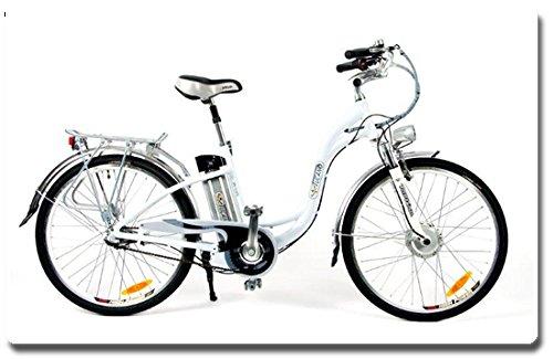 Marnaula Bicicleta Electrica Estilo NX - Shimano Nexus 3 SP - Frenos...