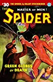 The Spider #30: Green Globes of Death