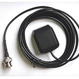 ConPus External GPS Antenna BNC Male for Garmin StreetPilot III, GPS V III+ Sounder GPSMap 178C 188 276C 298c 398c 498c iCOM 270ML 370ML 278 292 295 296 376C 378 396 478 492 45 172 172C 176 176C 178