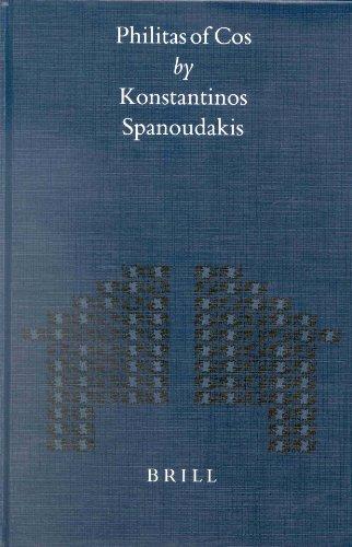 Philitas of Cos (Mnemosyne, Bibliotheca Classica Batava Supplementum)