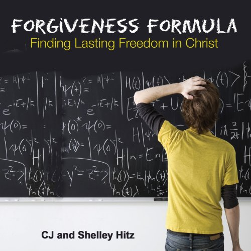 Forgiveness Formula audiobook cover art