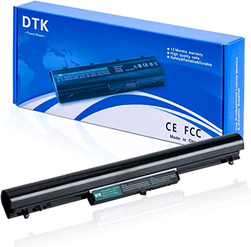 DTK VK04 Laptop Battery for HP HSTNN-YB4D 695192-001 694864-851 Pavilion Sleekbook 14-b000 15-b000 Pavilion Ultrabook 14-b000 [14.4V 2600mAh]
