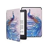LWCOTTAGE Hüllen Für Kindle - Smart Cover Für Amazon Kindle Case Für Kindle Paperwhite 4/3/2...
