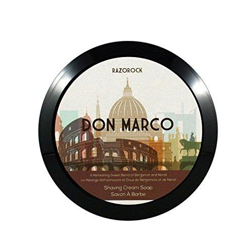 RazoRock La Famiglia Shaving Soap, Don Marco Bergamot Neroli