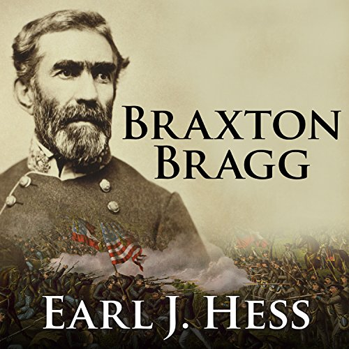 Braxton Bragg cover art