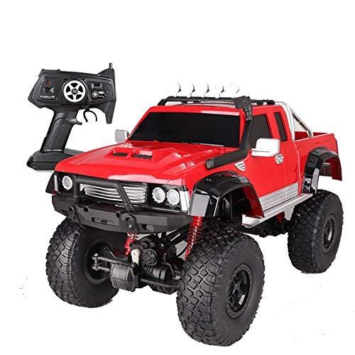 WGFGXQ Coche RC de Gran tamaño, vehículo Todoterreno de Alta Velocidad, 4WD, 2,4 GHz, controlado por Radio, Escalada, Buggy, Coche de Control Remoto, Coche eléctrico, Drift Racing, Monster Truck pa