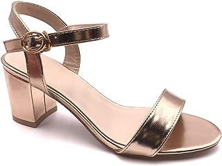 Oro esRosa Para Mujer Zapatos ZapatosY Amazon KJclF1T