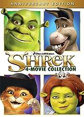 Shrek 4-Movie Collection - DVD Brand New