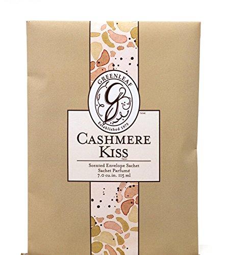 Unbekannt Greenleaf - Duft-Sachet Duftsäckchen Dufttüte Duftgranulat Duftbeutel Cashmere Kiss