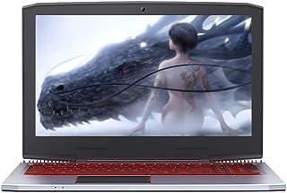 yosunl Laptop Corei7 15.6in GTX1060 Gaming Laptop 1920 * 1080 Dual Fans 8G DDR4 4000mAh Battery RGB Backlit Keyboard