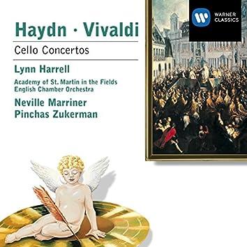 Haydn & Vivaldi: Cello Concertos