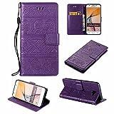 ESSTORE-EU Galaxy On5 Wallet Case,Galaxy J5 Prime Case
