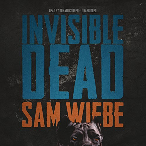 Invisible Dead audiobook cover art