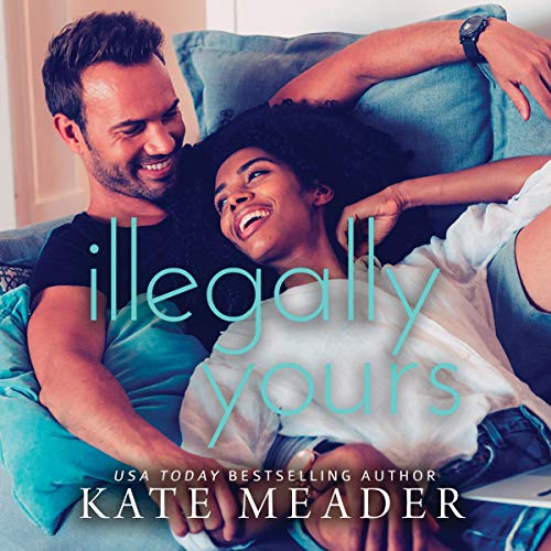 Illegally Yours audiobook cover art