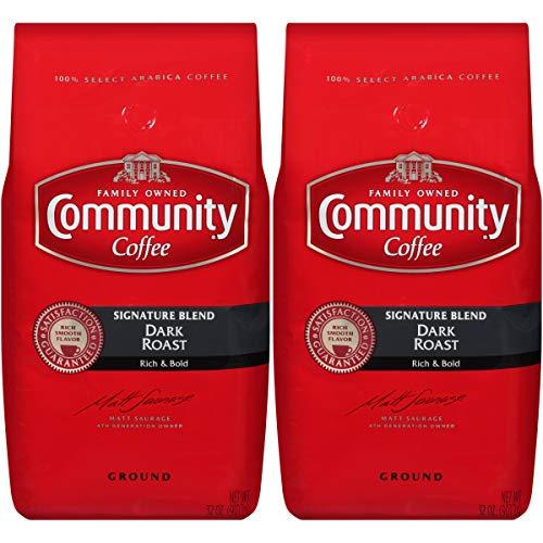 Community Coffee Dark Roast
