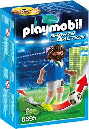Preisvergleich Produktbild Playmobil 6895 - Fußballspieler Italien