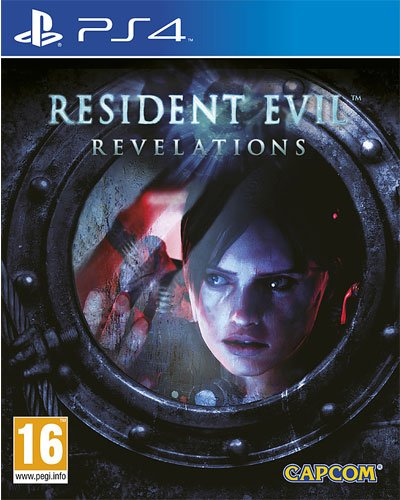 Resident Evil Revelations PS-4 AT Remastered