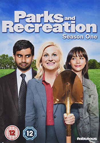 Parks & Recreation - Seasons 1-7: The Complete Series (21 disc box set) [DVD] [Reino Unido]