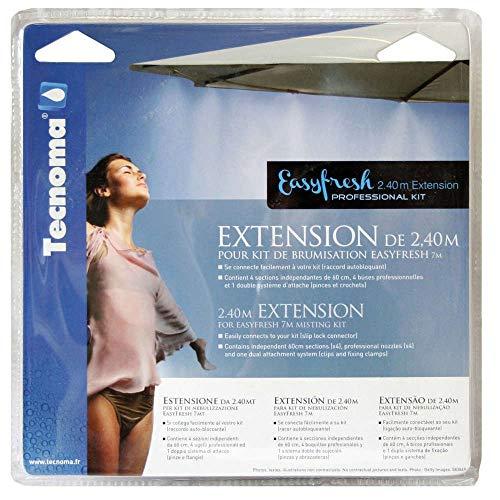 Technoma Bleu 12934 Easyfresh Kit Extension de Brumisation pour Terrasses 2,40 m