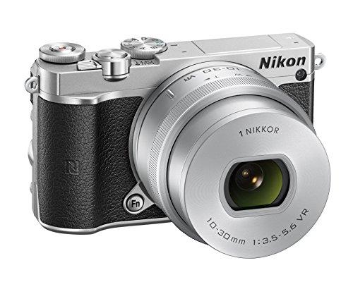 Nikon 1 J5 + 1 Nikkor 10-30 mm VR PD-ZOOM Fotocamera...