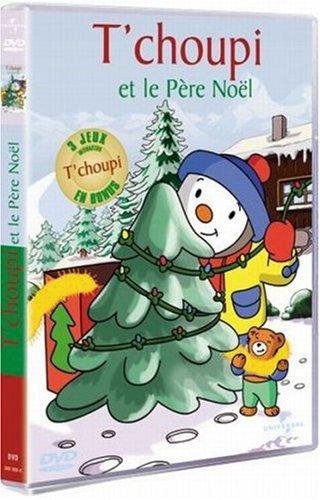 T'choupi - T'choupi et le Père Noël