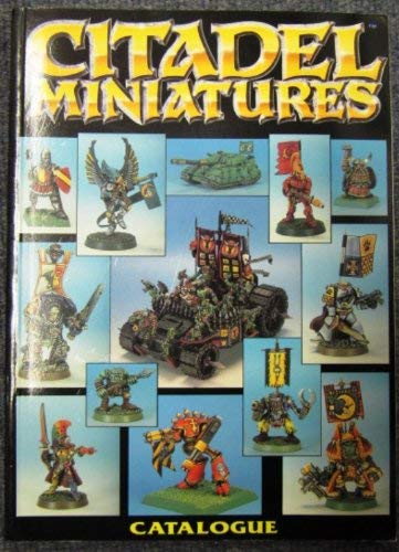 Citadel Miniatures Catalogue: Section 4
