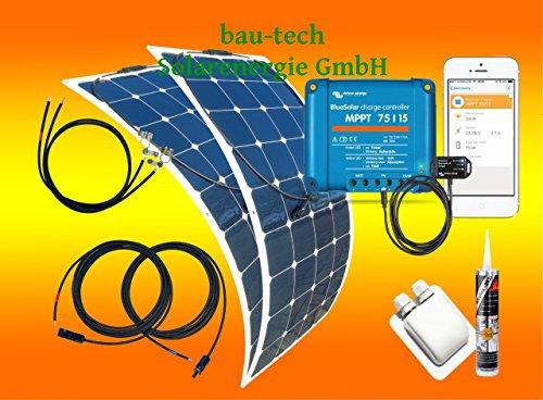commercial flexible solarmodule wohnmobil test & Vergleich Best in Preis Leistung