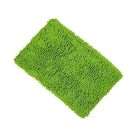 Npt, Alfombra de microfibra super absorbente 50x70 , Verde