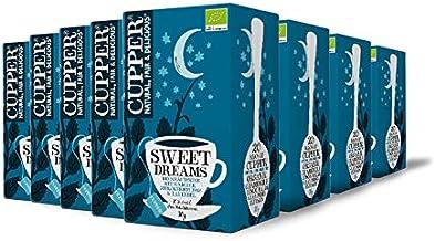 Cupper Bio Sweet Dreams, 8er Pack