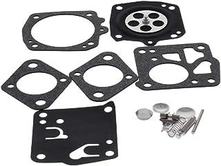 Othmro - Kit de reconstrucción de carburador RK-21HS para Tillotson Stihl 041/045/051/056/076/TS 50/TS510 para motosierra, accesorios para cortacéspedes al aire libre