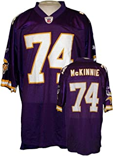 brand new 7cabd 1f10f Amazon.com: reebok nfl jerseys: Clothing, Shoes & Jewelry