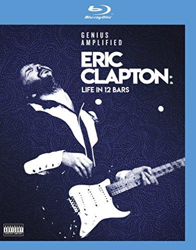 Eric Clapton: Life In 12 Bars [Edizione: Regno Unito] [Reino Unido] [Blu-ray]