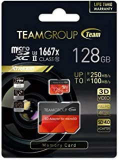 Team Micro SDXC 128GB UHS-I I U3