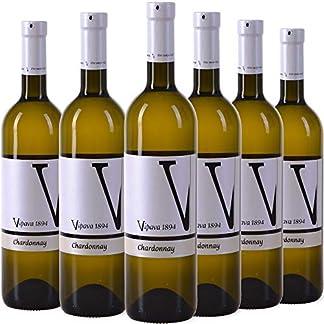 VIPAVA-1894-Weiwein-CHARDONNAY-2018-6-x-075-l-von-Hand-gelesener-trockener-Weiwein