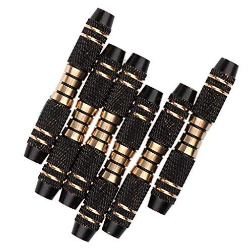 6 Stück 16 Gramm Standard-Gewinde Dartpfeile Barrels Anzug für Soft Tip Dart und Stahlspitze Dart Zubehör