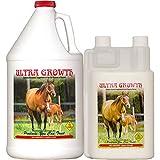 Cox Vet Lab Ultra Growth Muscle-Building Horse Supplement - 32 ounces (Quart)