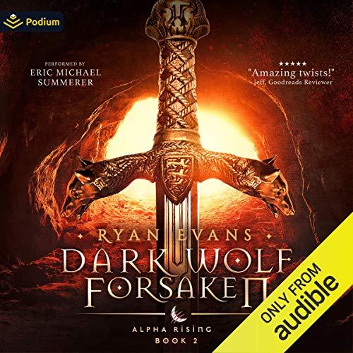 Dark Wolf Forsaken cover art