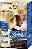 Schwarzkopf Color Expert Intensiv-Pflege Color-Creme, L8 Extrem Aufheller Stufe 3, 3er Pack (3 x 172 ml)