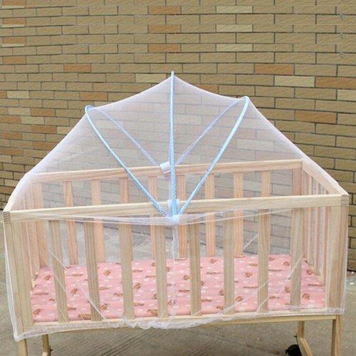 LC-Home Decor Summer Fashion Universal Baby Wiege Bett Sicher gewölbtes Gesundes Moskitonetz