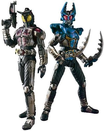S.I.C VOL.53 KaHommes Rider Dark Kabuto & Gatack