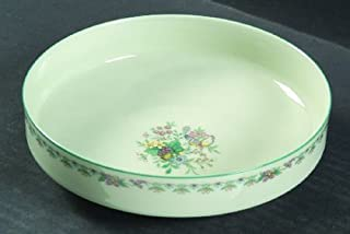 Noritake Paradise Green Soup Bowl 7
