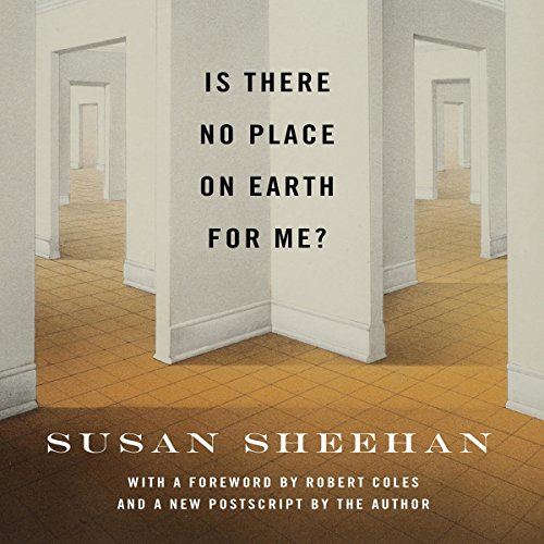 Is There No Place on Earth for Me? audiobook cover art