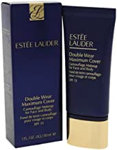 Estee Lauder Double Wear Maximum Cover Camouflage Makeup for Face and Body SPF 15, 2W1 Dawn 1 oz