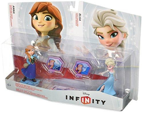 Disney Infinity - Toy Box Set: Frozen (Anna, Elsa + 2 Power Discs)