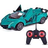 QHYZRV 1:18 Verhältnis One-Key Open Door Drift Car Wireless RC Lade Cabrio Motor Sound RC Auto Hell Beleuchtet Kinder Spielzeugauto Spiel Geschenke Für Jungen Und Mädchen