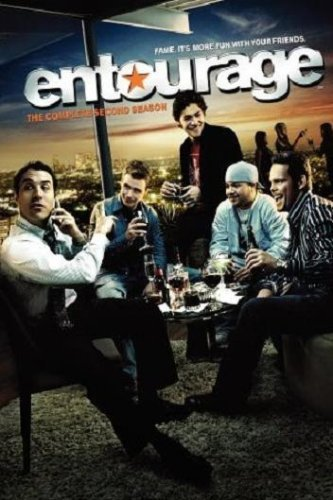 Entourage - Series 2 - Complete