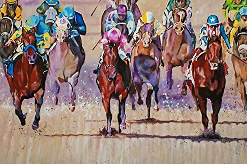 horse racing pictures - 4