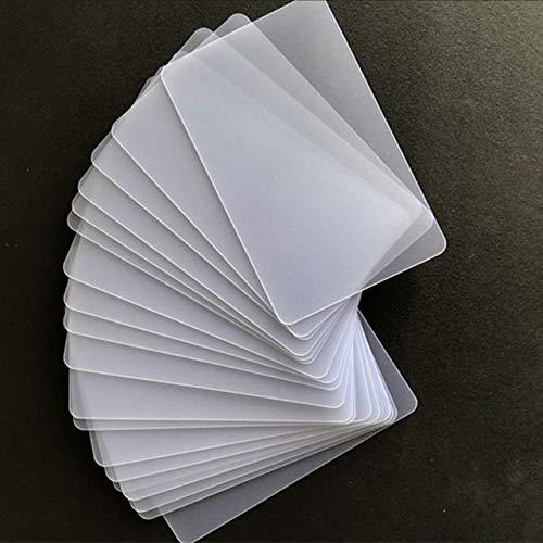 RAQ 1PC/10 STKS Plastic Card Pry Opening Telefoon Schraper voor iPad Tablet voor Samsung Mobiele Telefoon Gelijmd Scherm Reparatie Tool Russische Federatie 1PC