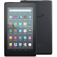 """All-New Fire 7 Tablet (7"""" display, 16 GB, with Special Offers) - Black"""